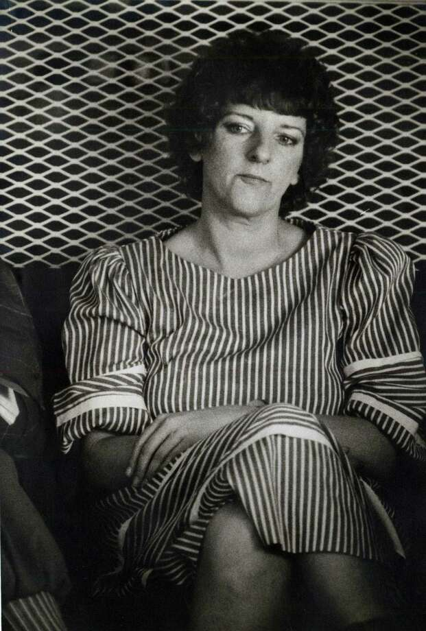 Genene Jones in 1984. The former pediatric nurse was suspected in the deaths of dozens of babies. She was convicted of murder in one death. Photo: San Antonio Express-News / File Photo