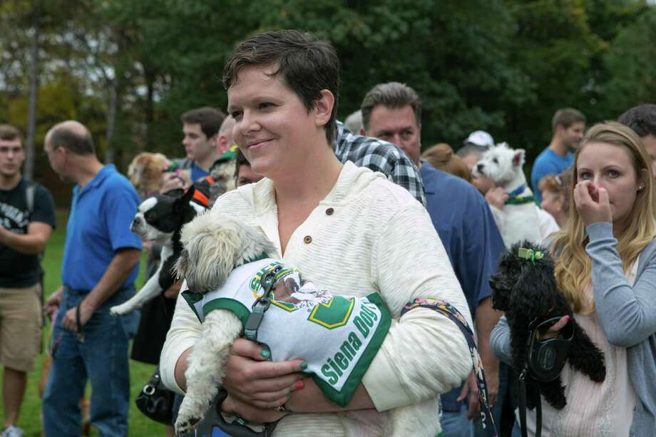 Were you Seen at the Blessing of the Animals ceremony at Siena College in Loudonville on Saturday, Oct. 5, 2013? Photo: Purificato Photos