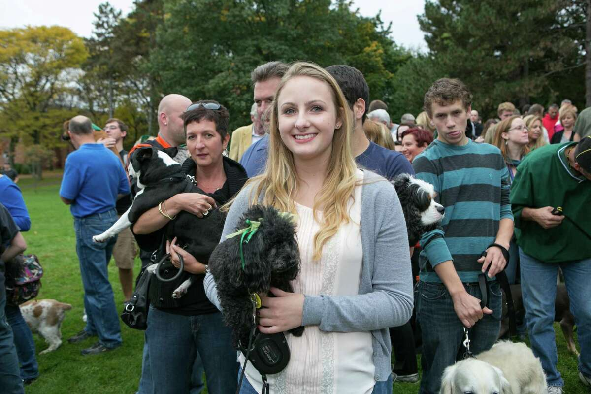 Were you Seen at the Blessing of the Animals ceremony at Siena College in Loudonville on Saturday, Oct. 5, 2013?