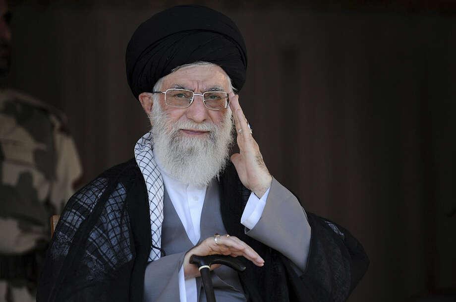 23. Ali Hoseini-Khamenei, Grand Ayatollah of Iran