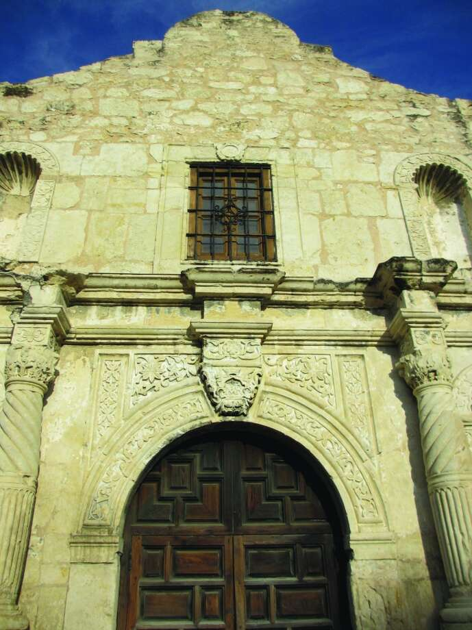 The Alamo, known as the Shrine of Texas Liberty, is open from 9 a.m. to 5:30 p.m. daily at 300 Alamo Plaza downtown San Antonio. Find the Rules of Reverence and other helpful visitor information at www.thealamo.org. Photo: Terry Scott Bertling, San Antonio Express-News
