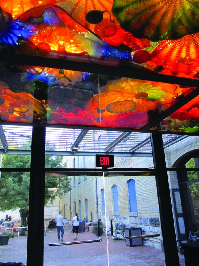 The San Antonio Museum of Art, at 200 West Jones Ave., is free to all twice a week: Sundays from 10 a.m. to noon and Tuesdays from 4-9 p.m. For hours, admission cost and information on the museum's exhibits and collections, go to www.samuseum.org or call 210-978-8100. Photo: Terry Scott Bertling, San Antonio Express-News