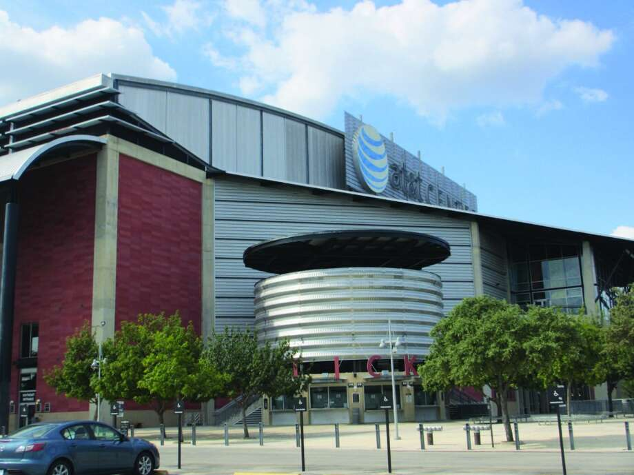 The AT&T Center, at 1 AT&T Center Parkway, off Interstate 35 North, is home to the SA Spurs, Silver Stars and the Rampage, as well as major concerts and events. For more info, go to www.attcenter.com. Photo: Terry Scott Bertling, San Antonio Express-News