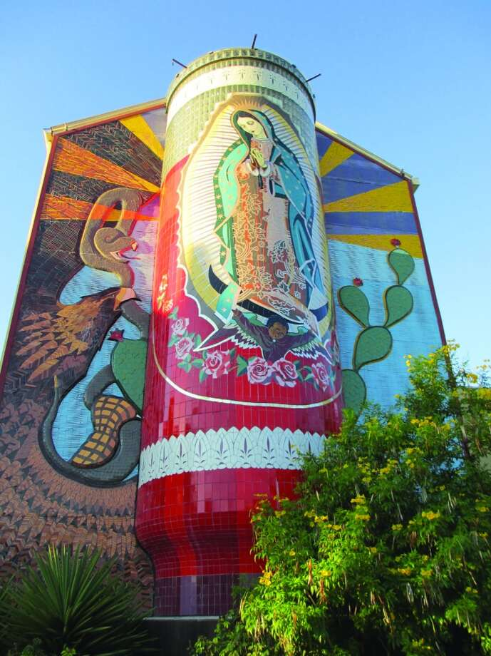 The Guadalupe Cultural Arts Center, at 1300 Guadalupe Street on the West Side, preserves, cultivates and promotes Latino arts and culture with multidisciplinary programming. For more info and a calendar, go to www.guadalupeculturalarts.org or call 210-271-3151. Photo: Terry Scott Bertling, San Antonio Express-News