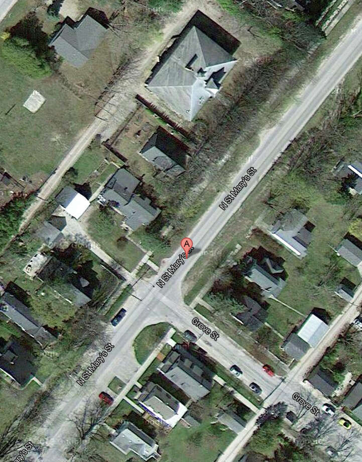 The FBI conducted a search at 504 N. St. Mary's in Sutton's Bay, Mich. The search warrant affidavit regarding this activity is under seal, and officials could not comment. Photo: Google Maps