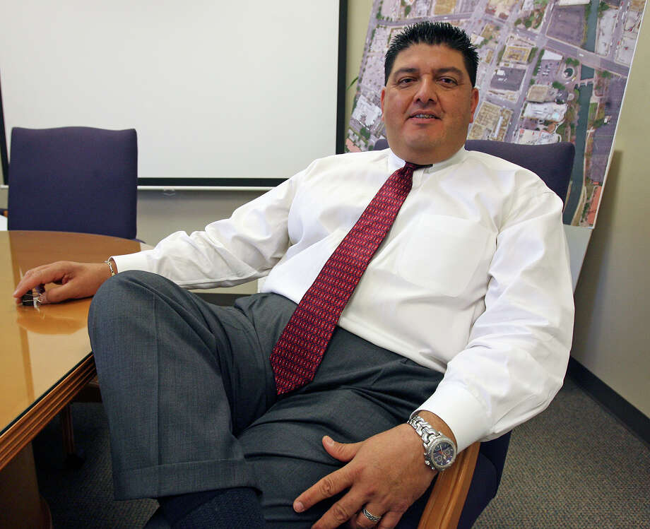 "Bexar Appraisal District Chief Michael Amezquita worries that HB 585 enhances the chance of disparity caused by an ""equal and uniform"" appeals process, used much more often to argue commercial property value than residential.  Photo: TOM REEL, SAN ANTONIO EXPRESS-NEWS / © 2010 San Antonio Express-News"