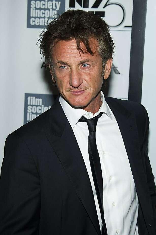 Sean Penn Photo: Charles Sykes, Associated Press
