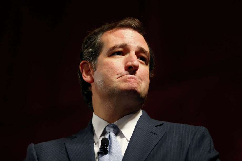 Here's a look back at his first year in office and the battles Cruz has waged, from his famous 21-hour talk to gun rights and anti-abortion stance.  • A website offers a coloring book, 'Cruz to the Future' Photo: Daniel Sangjib Min, Associated Press / RICHMOND TIMES-DISPATCH