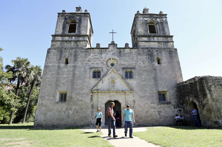 The San Antonio Missions National Historical Park is the largest collection of Spanish colonial resources in the country. Click ahead to see more national parks in the Lone Star State.