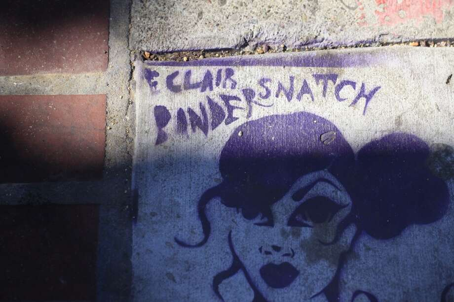 An Eclair Bandersnatch original near Market Street in San Francisco, Calif. Photo: Mike Kepka, The Chronicle