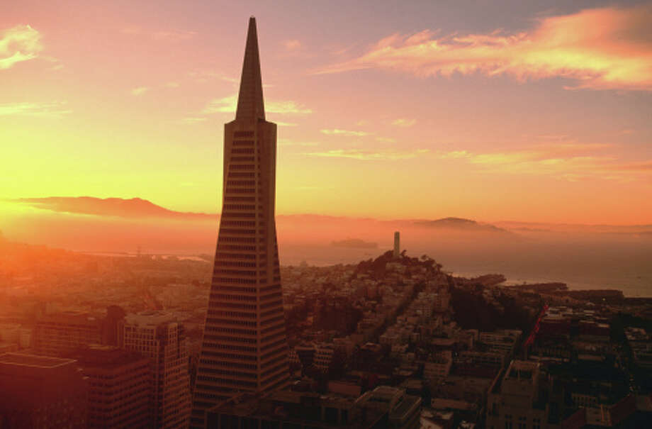 Best views of San Francisco, and some offbeat spots to get them