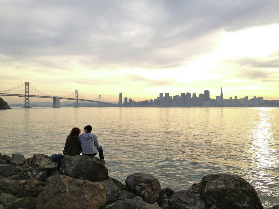 26. TREASURE ISLAND.  Take a drive over to Treasure Island for sprawling views of the new Bay Bridge in one direction and the S.F. skyline in the other. Photo: Lynn Friedman, Www.flickr.com/photos/lynnfriedman/
