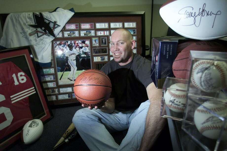 TOM TOLBERT, broadcaster, athlete: I once saw the ex-Warrior broadcasting on television with his head shaved, in a mock turtleneck. Tolbert rules. Photo: Lea Suzuki, The Chronicle / SAN FRANCISCO CHRONICLE