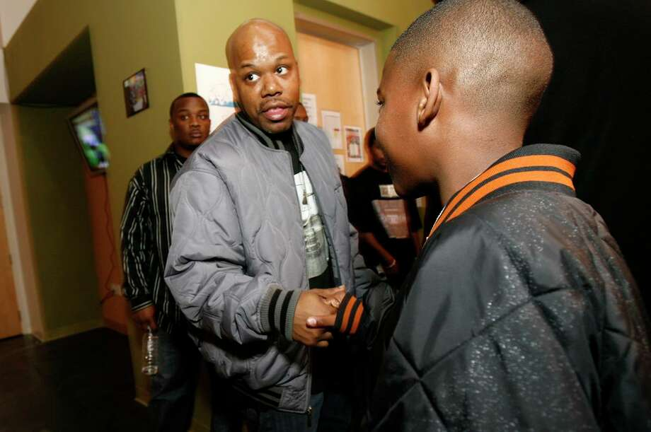 TOO $HORT, rapper: While the selection committee is still deliberating, the legendary rapper is the favorite to get the No. 1 seed out of Oaktown. Photo: Lacy Atkins, The Chronicle / chronicle