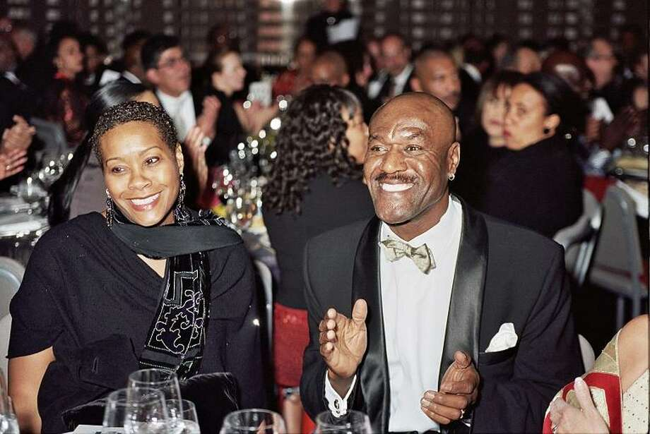 DELROY LINDO, actor, theater director: Underrated Lindo has worked in Hollywood and New York, but the Oakland actor and his well-shaped cranium always find their way back to the Bay Area. Photo: Thomas J. Gibbons, Special To The Chronicle / handout