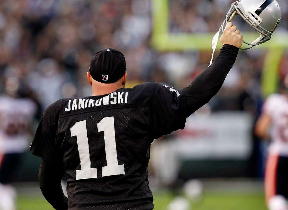 SEBASTIAN JANIKOWSKI, athlete: We'd like to get behind Seabass, but he loses points for wearing a ball cap when he's off the field. Out of dozens of photos in the Chronicle newsroom, the only one showing his bald head was a mug shot. Photo: Brant Ward, The Chronicle / ONLINE_YES