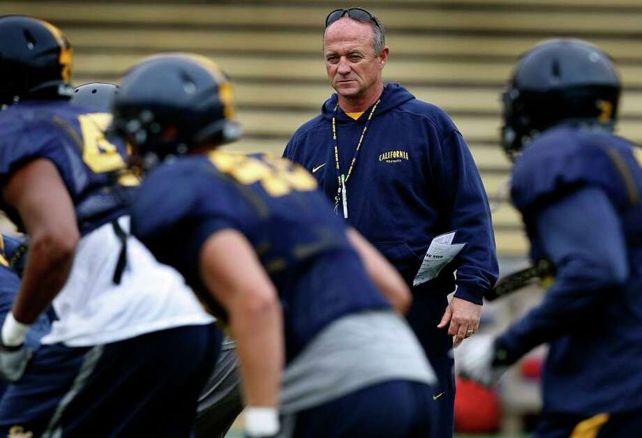 JEFF TEDFORD, coach: The Cal football coach receives our first at-large bid. Hopefully this triggers an incentive in his contract ... Photo: Paul Chinn, The Chronicle / SFC