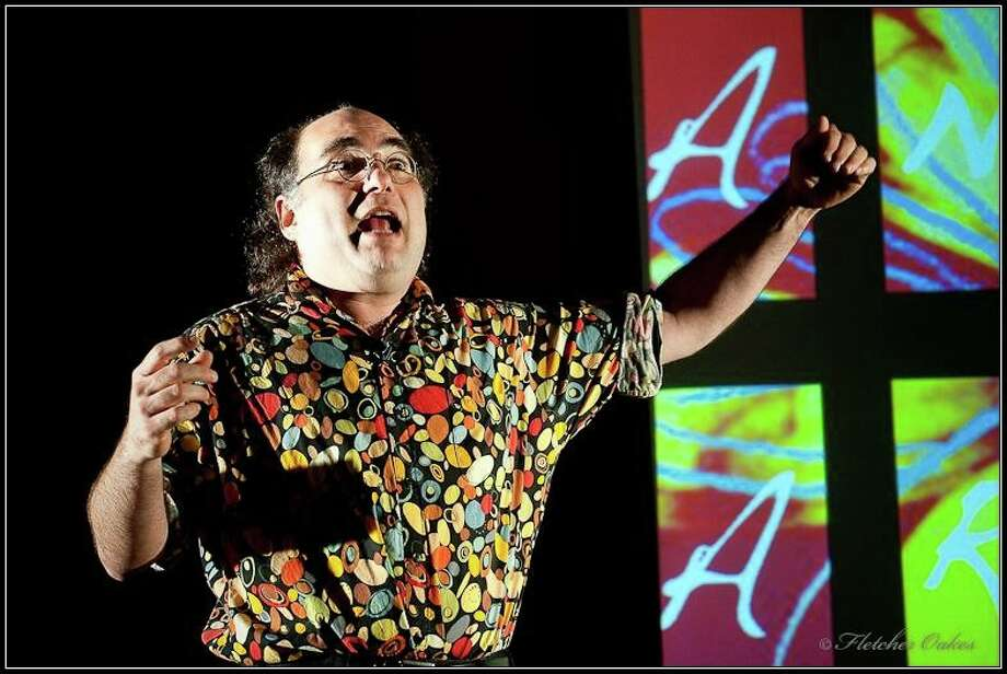 JOSH KORNBLUTH, actor, monologuist: We're embarrassed we left this multi-talented Berkeley performer off the original list. Photo: Fletcher Oakes, Special To The Chronicle