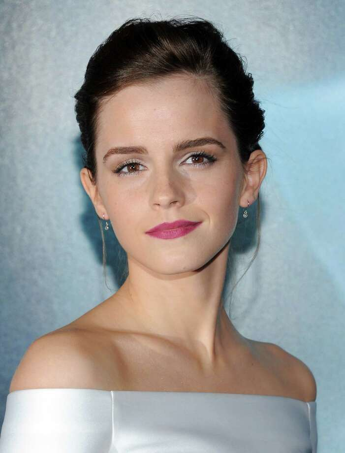 """Actress Emma Watson attends the premiere of """"Gravity"""" at the AMC Lincoln Square Theaters on Tuesday, Oct. 1, 2013, in New York. Photo: AP"""