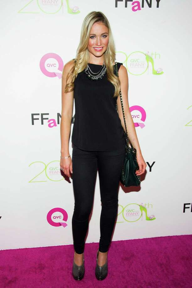 "Katrina Bowden attends the 20th Annual ""FFANY Shoes on Sale"" Gala presented by QVC and FFANY on Tuesday, Oct. 1, 2013, in New York. Photo: AP"