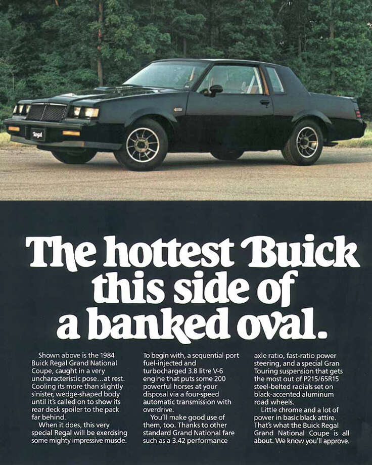 Buick Regal Turbo 2013: 1984 Regal Grand National Photo-photo.71598