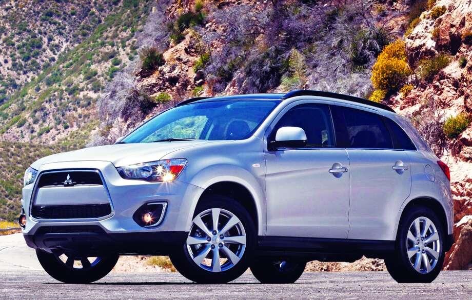 4. The 2014 Mitsubishi Outlander SportMSRP: $19,470MPG: 24 city / 31 highway