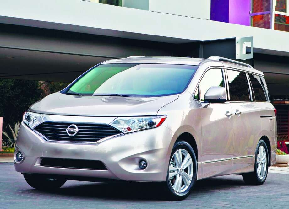 Resolution: Spend more time with familyThe 2014 Nissan Quest is roomy enough for the whole family and versatile enough for all of your family activities with flat-folding second and third row seats. Six airbags also come standard, so everyone will be protected, and a conversation mirror allows you to check on kids in the back seat without turning around.