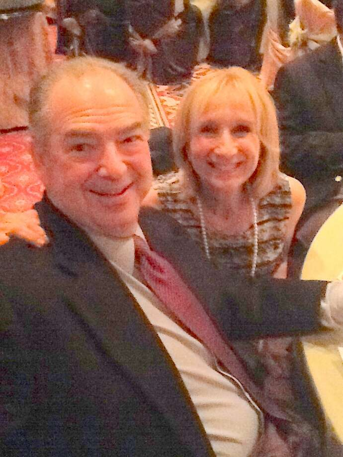 Jim and Diane Gossen at the 2013 Houston Culinary Awards. (Photo: Greg Morago) Photo: Picasa