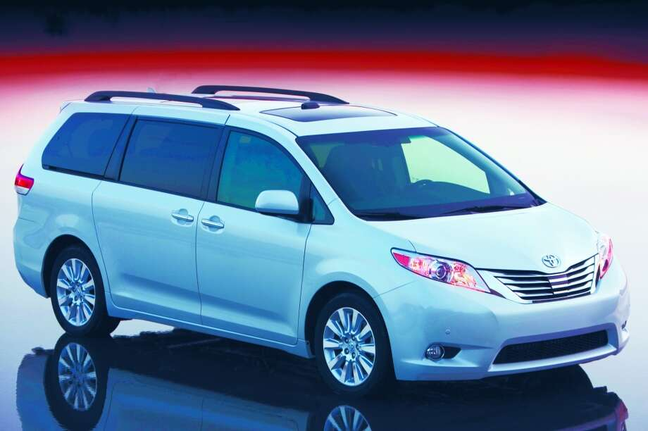 Model: Toyota Sienna all-wheel-drive family vanStarting price: $33,780Source: USA Today