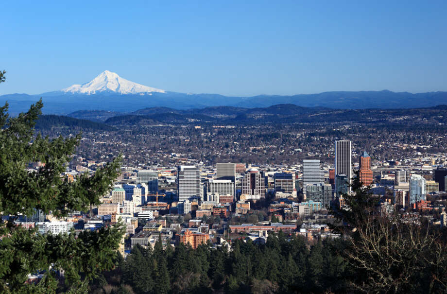 No. 14: Portland, OregonThe real GDP per capita in 2012 in this metropolitan statistical area was $62,028 Photo: David Birkbeck, Getty Images / (c) David Birkbeck