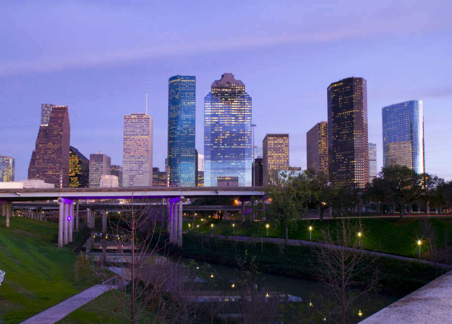 No. 13: Houston, Texas The real GDP per capita in 2012 in this metropolitan statistical area was $62,438. Photo: Jay Stevens, Getty Images / (c) Jay Stevens