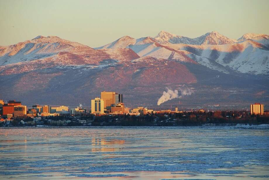 No. 10: Anchorage, Alaska