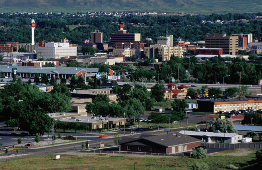 No. 4: Casper, Wyoming
