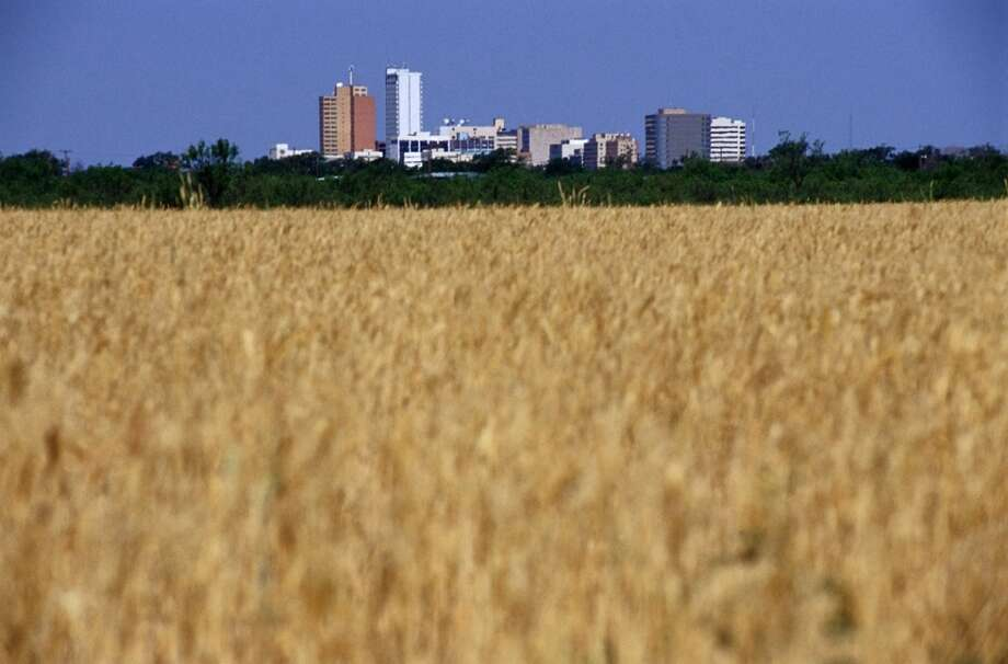 No. 1: Midland, Texas