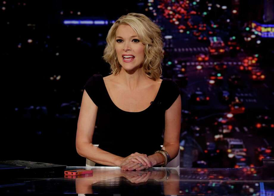 "Megyn Kelly, host of Fox News Channel's ""The Kelly Files,""  rehearses for the debut of her new show, in New York, Friday, Oct. 4, 2013. Her program is the linchpin to the first overhaul of Fox's prime-time lineup since 2002, or about a century in television time. (AP Photo/Richard Drew) ORG XMIT: NYRD106 Photo: Richard Drew / AP"