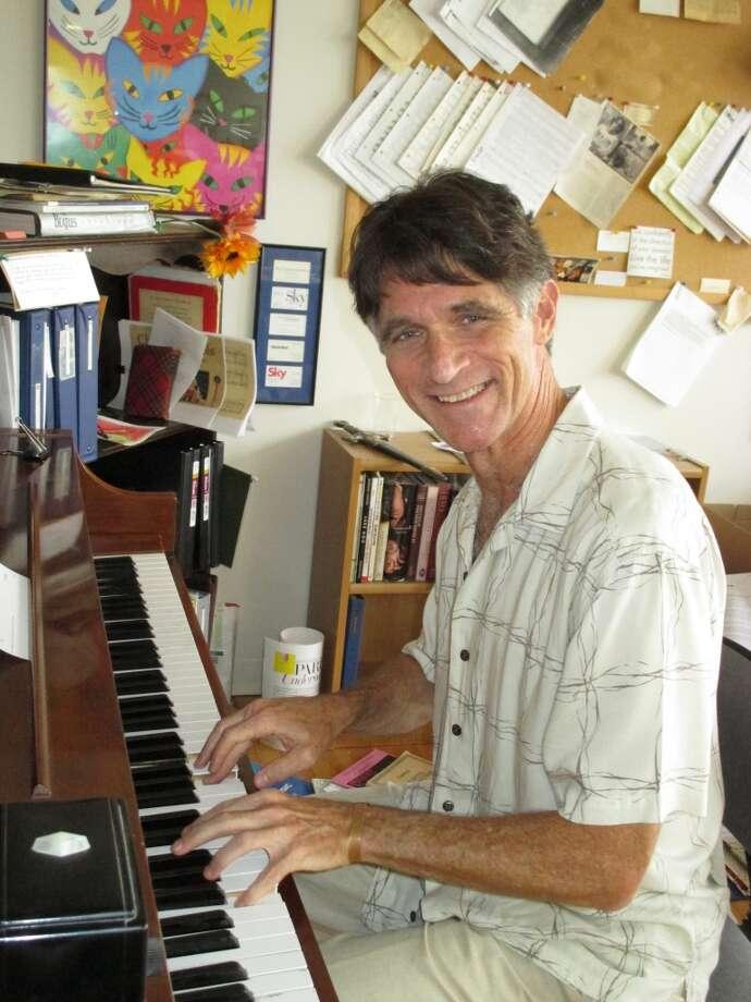 Duncan Christy, Norwalk musician Photo: Kate Priest