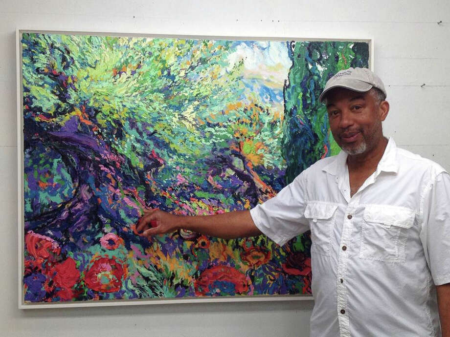 "Silvermine School of Art faculty member Dmitri Wright, of Greenwich, will present ""The Science and Poetry of Impressionism: Ideas for Contemporary Impressionist Painters"" as part of the Silvermine Arts Center's fall lecture series Sunday, Nov. 3. Photo: Contributed"