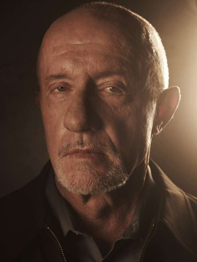 Jonathan Banks played heavy Mike Ehrmantraut on 'Breaking Bad.' He has recently been cast as an intense  professor on NBC comedy 'Community.' He will also be in the comedy 'Authors Anonymous,' with Kaley Cuoco; and a drama called 'Watercolor Postcards.' Photo: Frank Ockenfels/AMC