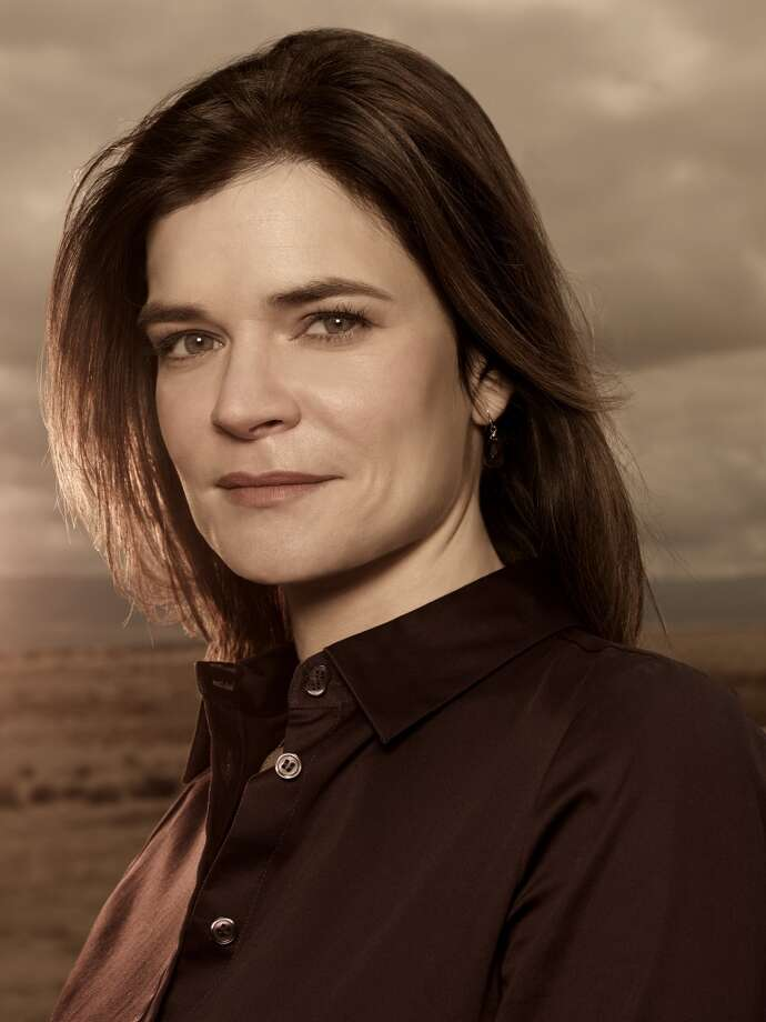 Betsy Brandt, who plays Walter White's sister-in-law Marie Schrader will play Michael J. Fox's wife, Annie, on his new NBC sitcom this fall, 'The Michael J. Fox Show.' Photo: Frank Ockenfels 3/AMC