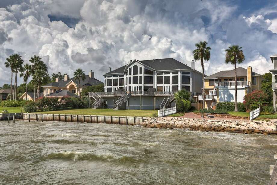 807 Kipp Ave., KemahThe beach home comes with gorgeous views of the bay, and it is just a few blocks from the Kemah Boardwalk. Listing agent: Anne CumminsSee the listing here.