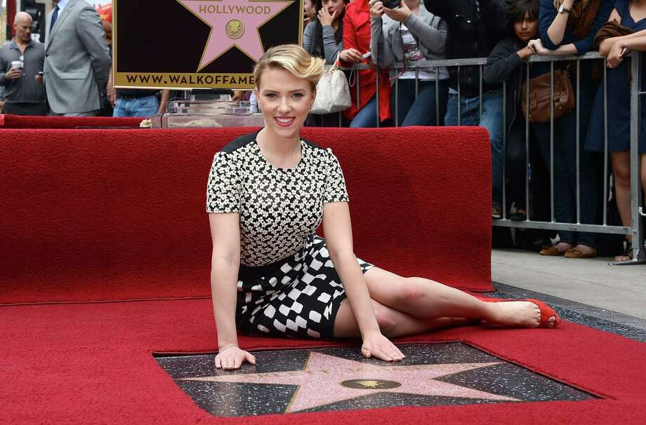 Actress Scarlett JohanssonSAT Score:1080Source:PrepScholar Photo: Jason Merritt, Getty Images / 2012 Getty Images