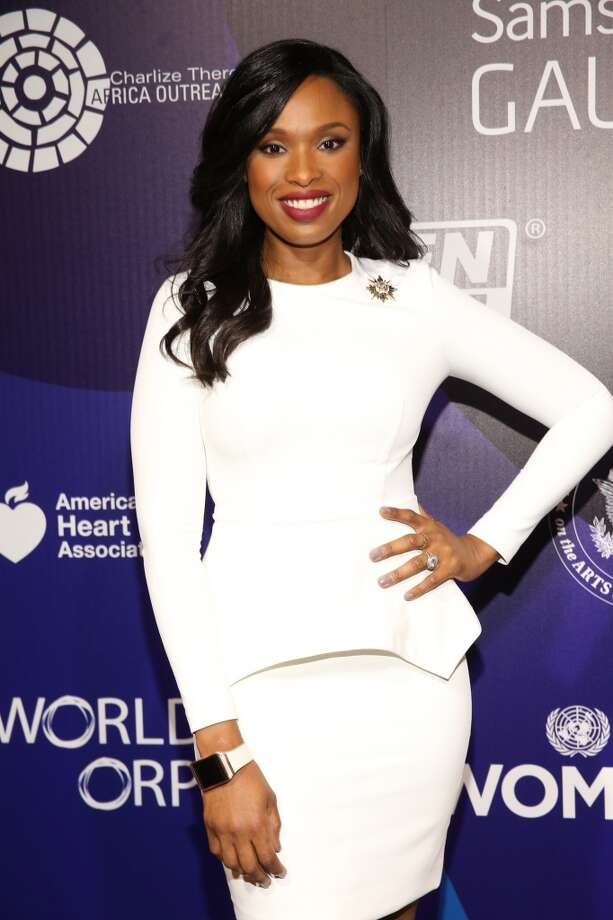Actress-singer Jennifer Hudson attends Samsung Galaxy at Variety's 5th Annual Power of Women event presented by Lifetime at the Beverly Wilshire Four Seasons Hotel on October 4, 2013 in Beverly Hills, California.  Photo: Christopher Polk, Getty Images For Variety