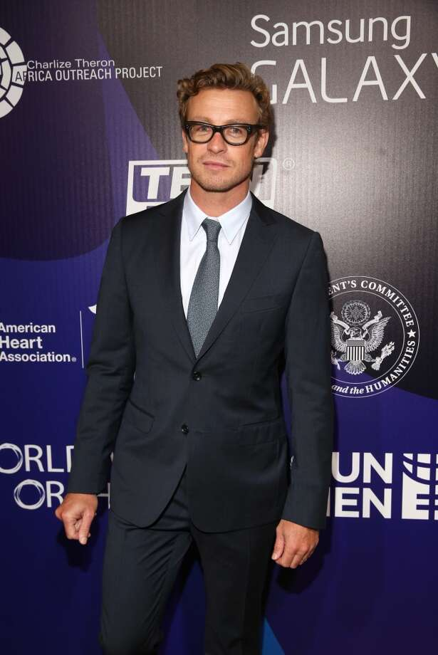 Actor Simon Baker attends Samsung Galaxy at Variety's 5th Annual Power of Women event presented by Lifetime at the Beverly Wilshire Four Seasons Hotel on October 4, 2013 in Beverly Hills, California.  (Photo by Christopher Polk/Getty Images for Variety) Photo: Christopher Polk, Getty Images For Variety