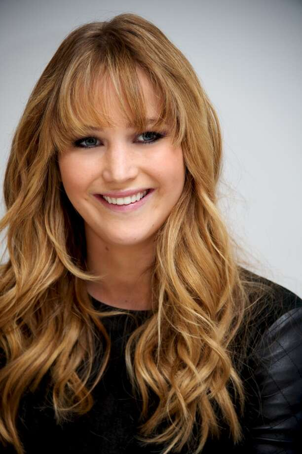2nd BEST role model for teenage girls:Actress Jennifer Lawrence Photo: Vera Anderson, WireImage