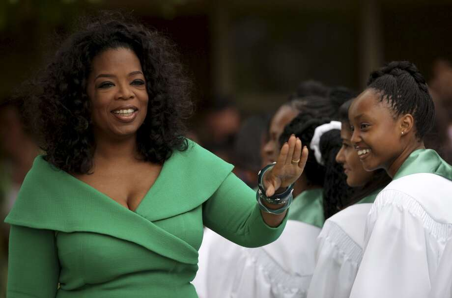 Oprah Winfrey stirred up controversey among atheists when she questions one woman's atheism belief system.Click through the gallery to see celebrities who are also atheists. Photo: Gallo Images, Getty Images