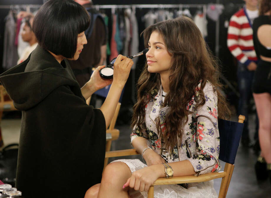 """America's Next Top Model -- """"The Girl who Gets Punked"""" pictured: Zendaya Cycle 20 Photo: Patrick Wymore/The CW ©2013 The CW Network, LLC. All Rights Reserved Photo: Patrick Wymore, The CW / ©2013 The CW Network, LLC. All Rights Reserved"""