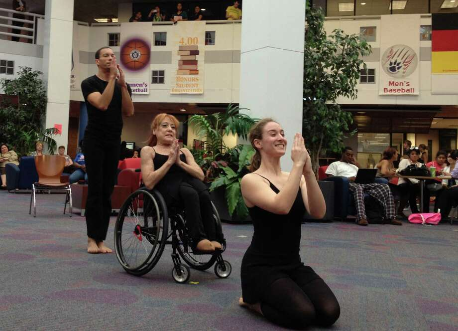 Lone Star College Tomball's Disability Day program will include a talent show that showcases art, music and comedy. Photo: Photo Courtesy Of Lone Star College Tomball.