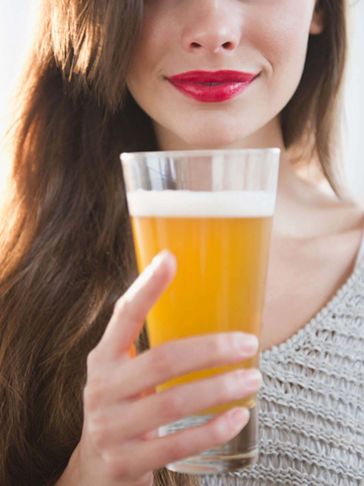 Bottoms up Americans drink more to celebrate than commiserate. But what do we drink when? Click through to find out.