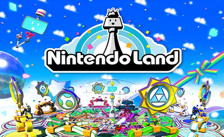 No. 8: Nintendo Land Nintendo Wii U Action-adventure Weekly units sold: 15,055 Total units sold: 1,193,109 Weeks available: 45 Photo: Nintendo