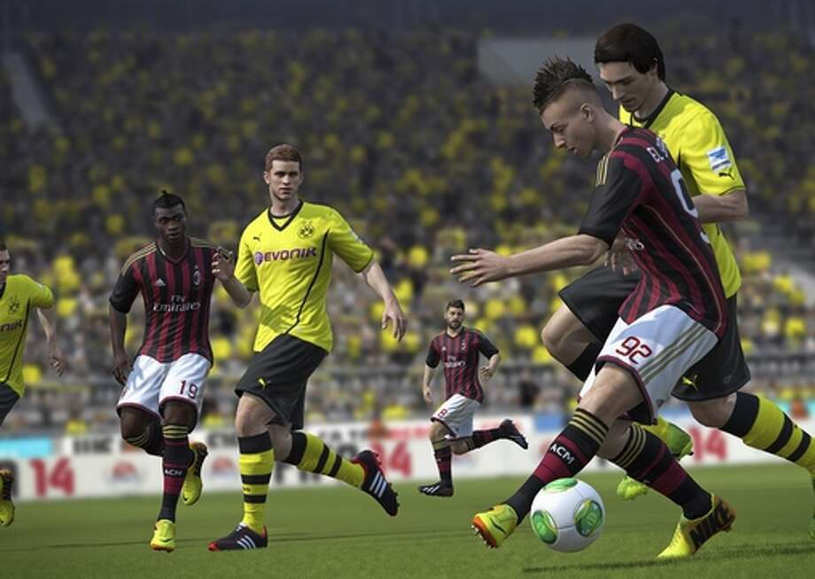 No. 3: FIFA Soccer 14 Electronic Arts Sports  Xbox 360 Sports Weekly units sold: 229,732 Total units sold: 229,732 Weeks available: 1 Photo: EA Sports